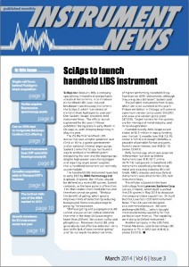 Instrument News - March 2014