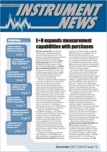 Instrument News - December 2017